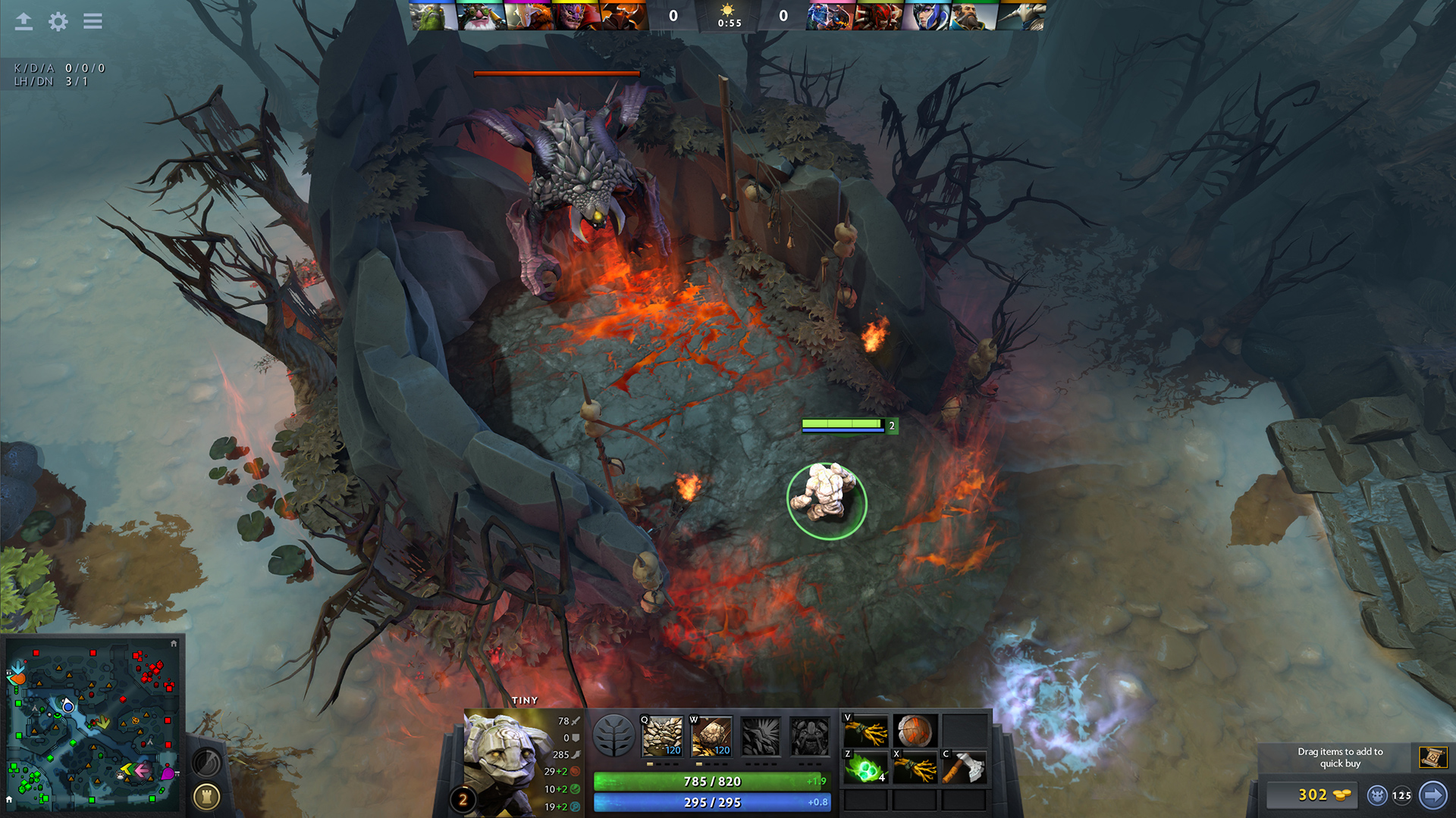 dota 2 is getting negative steam reviews because there s no half