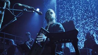 Wardruna playing live at London By Norse