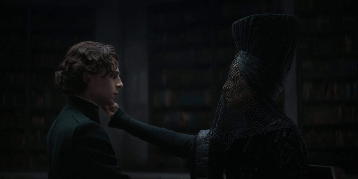 Dune Writer Clarifies How Much Of The Book Is In Timothee Chalamet's Movie