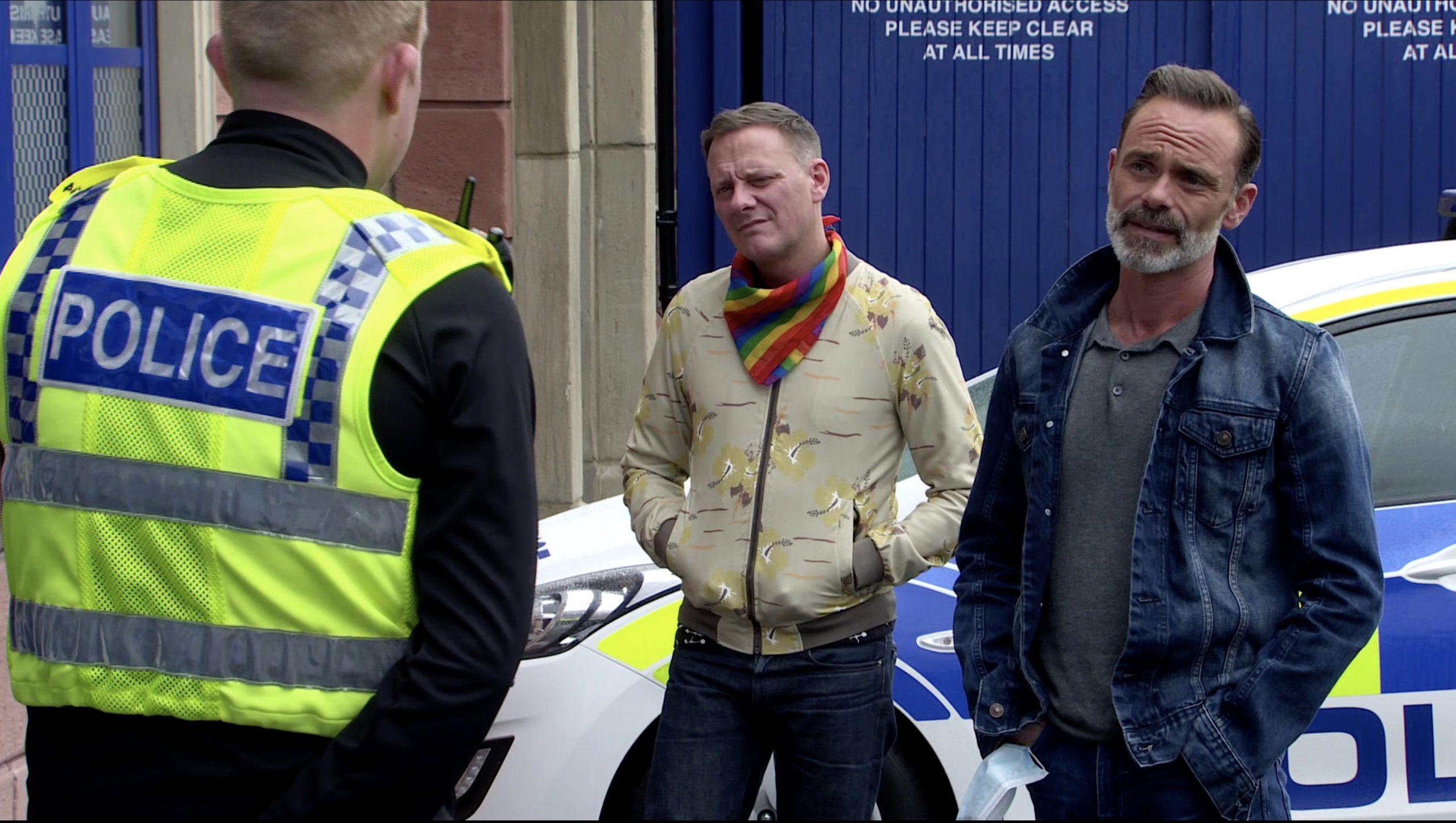 Spoilers de Coronation Street: Sean y Billy se unen para encontrar a Todd Grimshaw