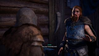 Assassin's Creed Valhalla kill or banish Gorm