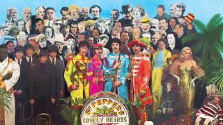 Sgt. Pepper Artwork