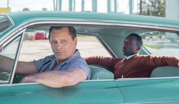 Viggo Mortenson and Mahershala Ali in Green Book