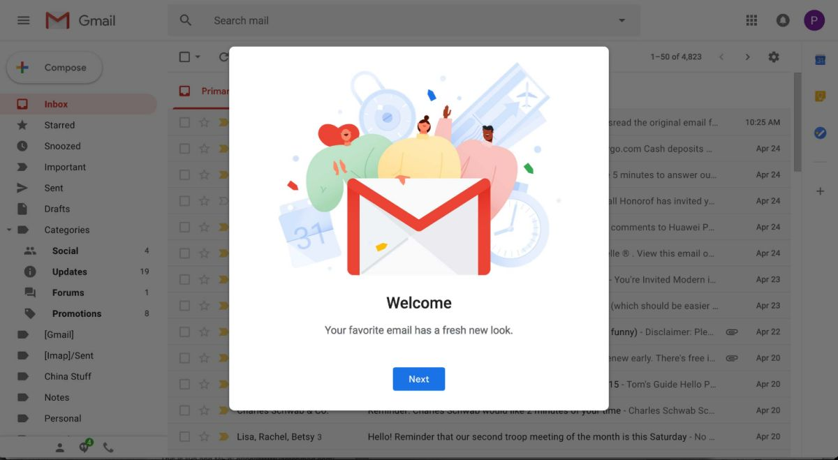 8 Best New Gmail Features (and How to Use Them) | Tom's Guide