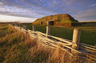 The L'Anse aux Meadows archaeological site is the only confirmed Viking settlement in Newfoundland.