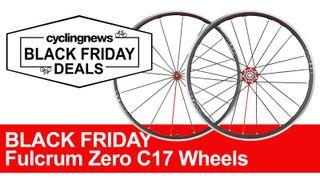 Black Friday Fulcrum Zero C17 Competizione Wheels Deal