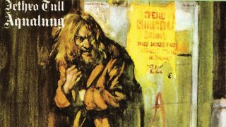 Cover art for Aqualung