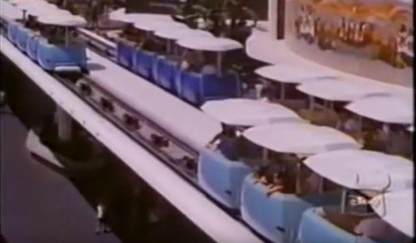 Disneyland peoplemover
