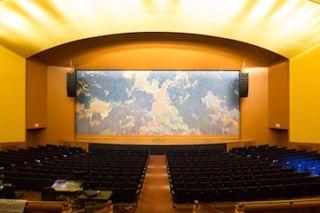 MHA Audio Installs Martin Audio MLA Compact in Lisner Auditorium