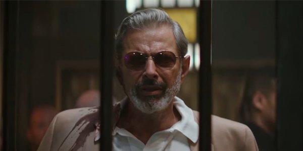 Jeff Goldblum Hotel Artemis