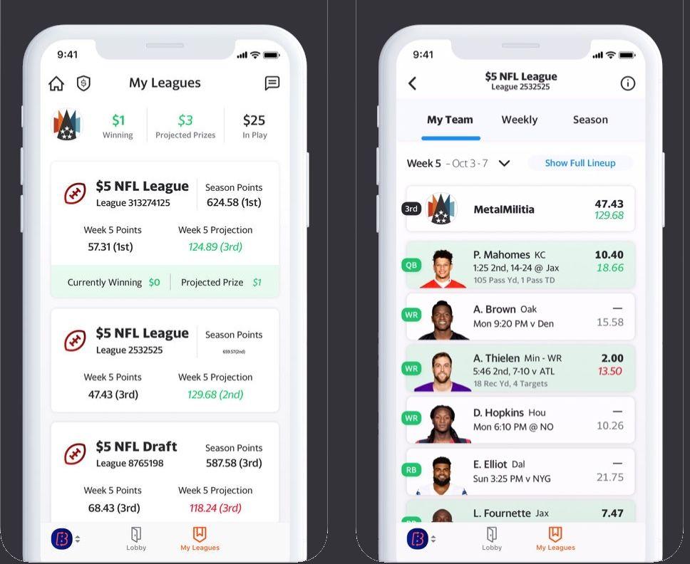 Best Fantasy Football Apps   Tom's Guide