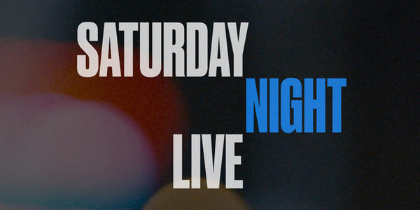saturday night live snl logo nbc