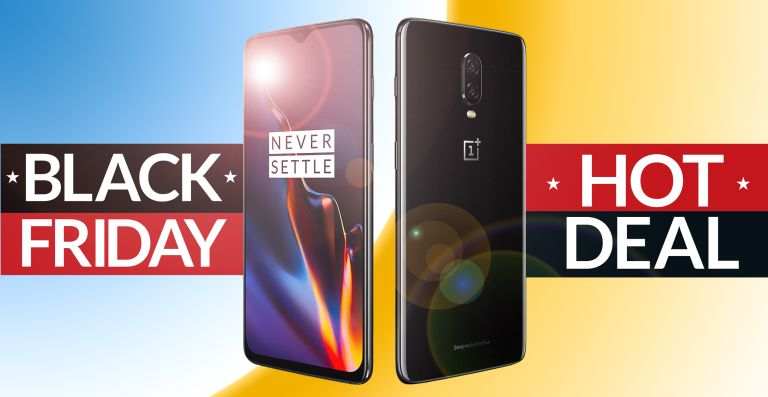 OnePlus 6T Black Friday Amazon deal