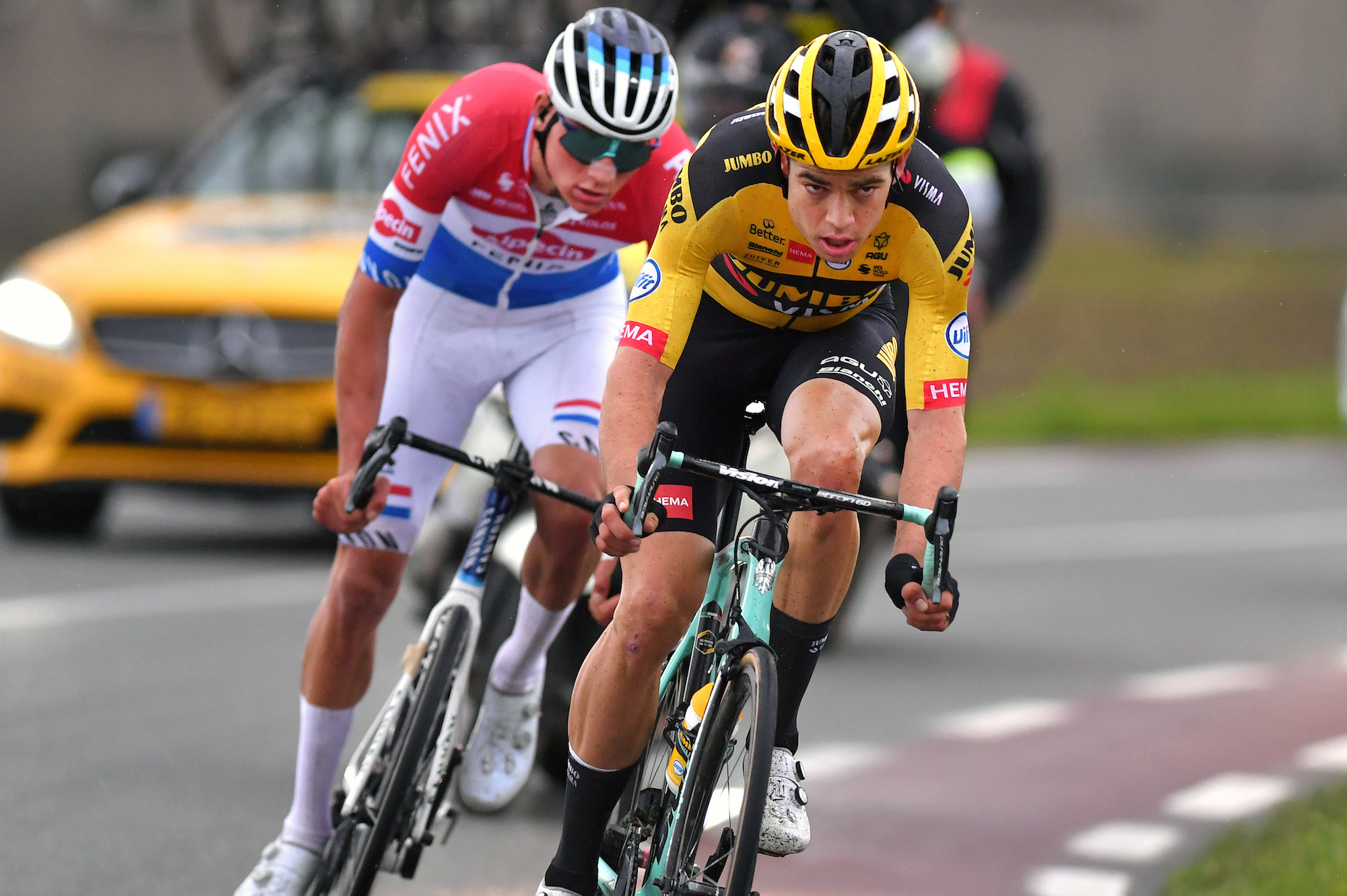 Philippe Gilbert: Van der Poel and Van Aert have no life except cycling,I don't know if they'll be able to race that long - Cycling Weekly