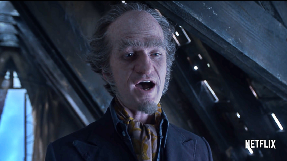 Netflix's first trailer for A Series of Unfortunate Events introduces Neil Patrick Harris' terrifying Count Olaf