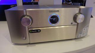 Marantz releases five 2015 home cinema amps, upgrades