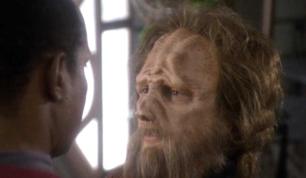 Frieghter Captain Star Trek: Deep Space Nine