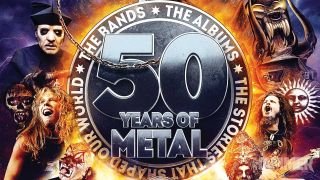 Metal Hammer - 50 years of metal