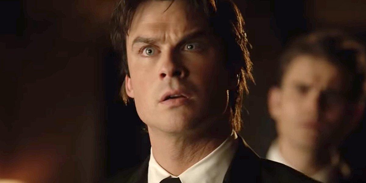 Yes, Vampire Diaries' ...