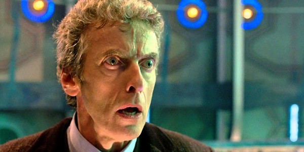 Peter Capaldi BBC Doctor Who Cybermen