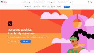 Adobe Illustrator Website
