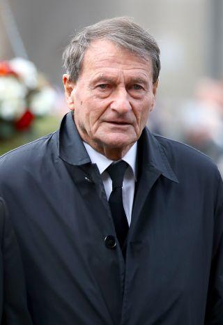 Gordon Banks Funeral