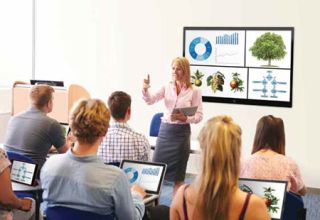 AV Enables New Approaches to Education
