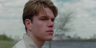 Matt Damon in Good Will Hunting