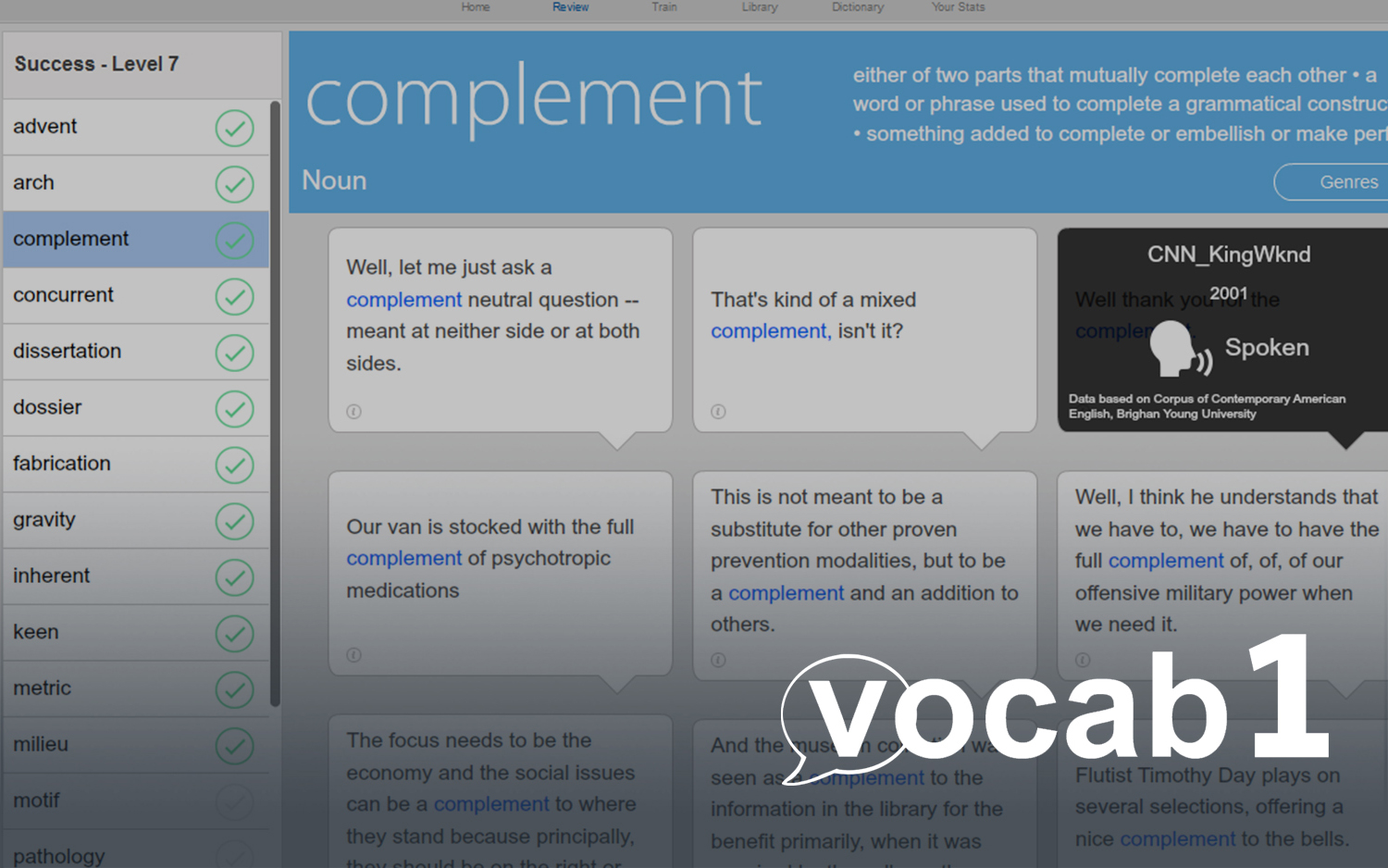 Best Vocabulary Builder 2019 - Software for Building