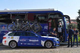 Deceuninck-QuickStep at the 2020 Volta ao Algarve