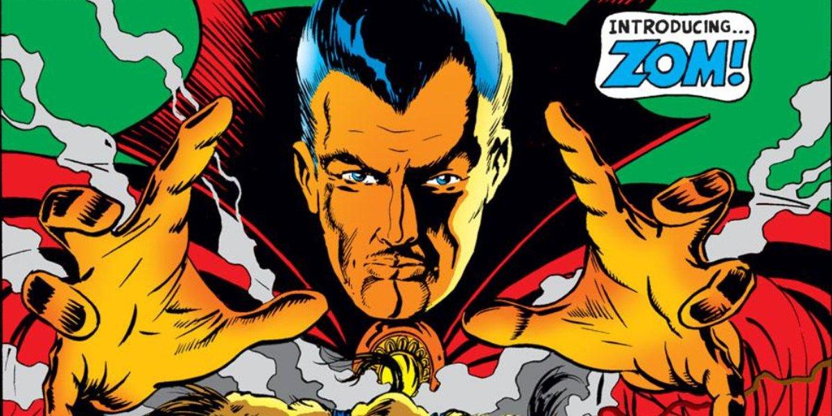 Doctor Strange by Stan Lee and Steve Ditko
