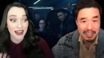 'WandaVision' Interviews with Kat Dennings and Randall Park