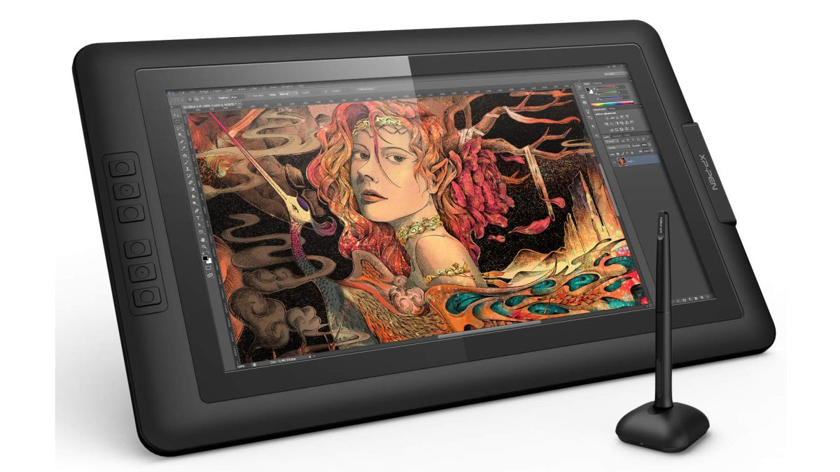 Quick! This cheap XP-Pen graphics tablet is SELLING FAST