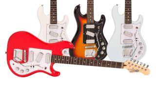 Rapier 33 electric guitar