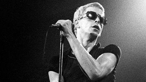 Lou Reed photograph