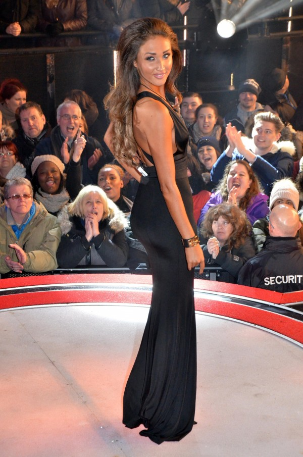 Celebrity Big Brother's Megan McKenna