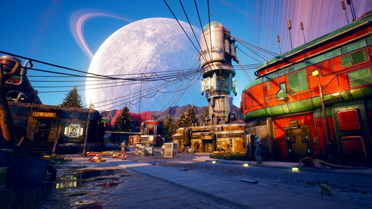 The Outer Worlds doesn't shy away from its Fallout roots - and that's great