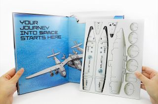 Virgin Galactic Spaceshiptwo DK Books