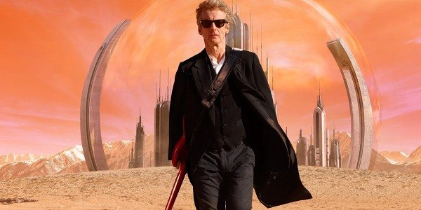 The Doctor Peter Capaldi Doctor Who The BBC