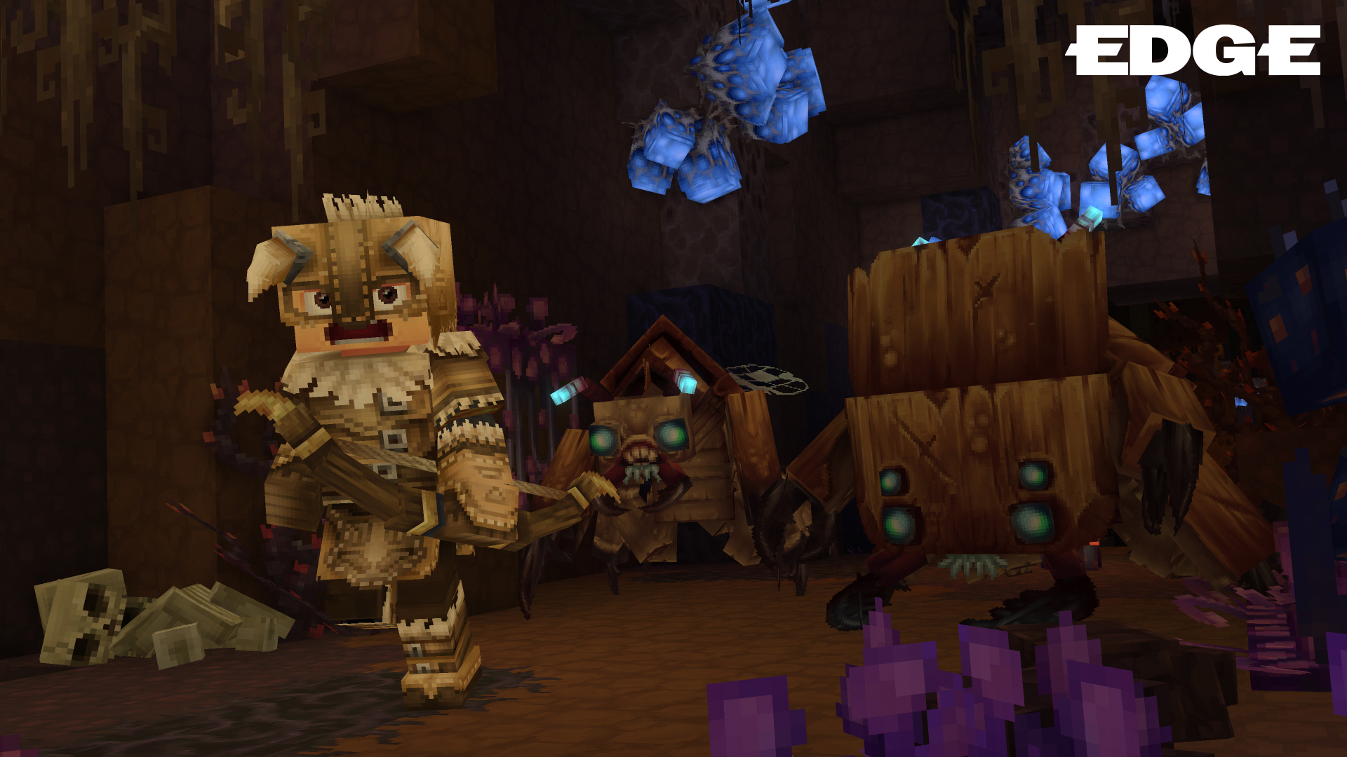 First Look Hytale Is Putting Adventure And Creativity At The Heart Of Its Ambitious Block Building Sandbox Gamesradar