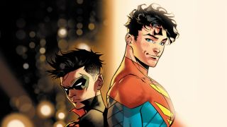 The pre-teen superhero duo Jon Kent and Damian Wayne duo reunite after a lot of changes
