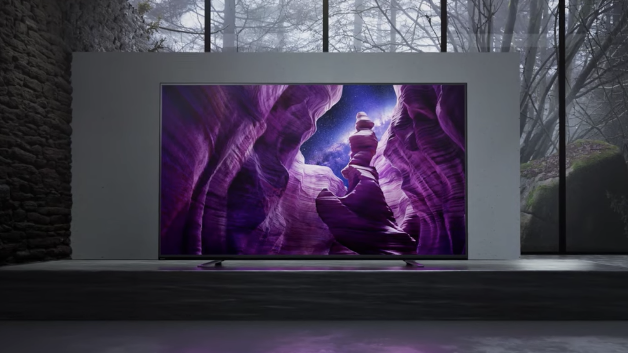 Best 65-inch TVs: Sony Bravia A8H OLED TV