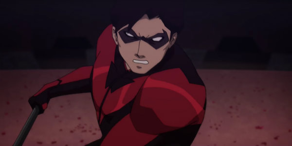Teen Titans The Judas Contract Nightwing