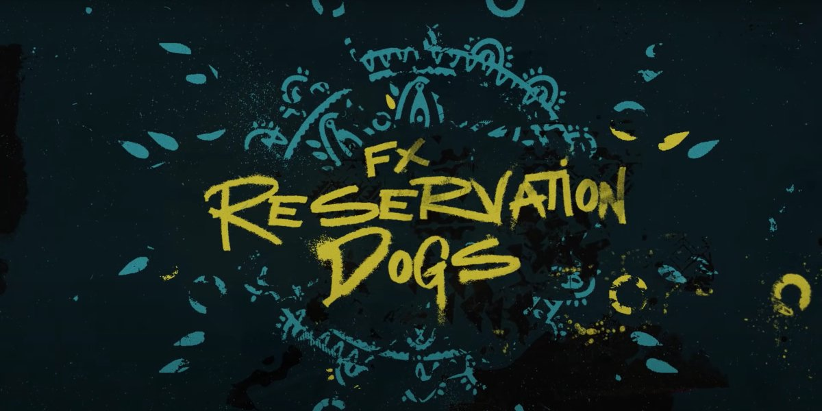 The Reservation Dogs logo