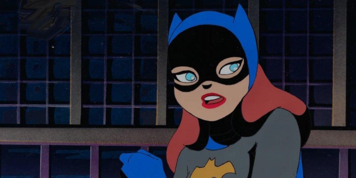 Batgirl on Batman: The Animated Series
