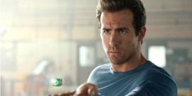 Ryan Reynolds Is All Over It After Fan Uses Aviation Gin To Make 'Green Lantern' Drink