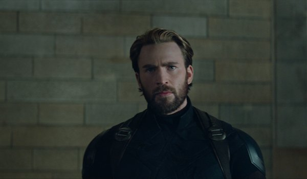 chris evans Captain America Avengers Infinity War