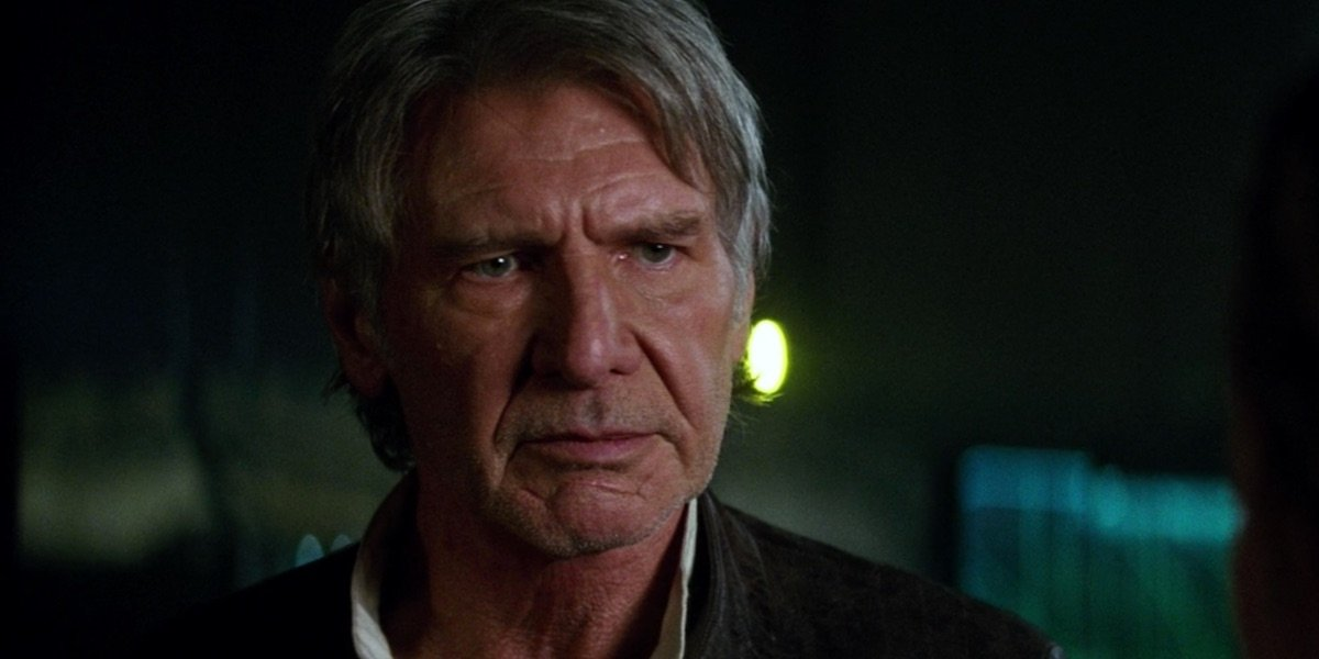 Harrison Ford Reveals Simple Reason For Bringing Han Solo Back In Star Wars: The Rise Of Skywalker
