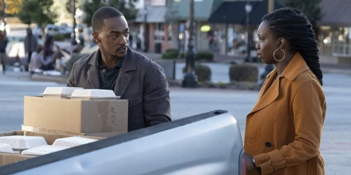 Anthony Mackie and Adepero Oduye on The Falcon and the Winter Soldier
