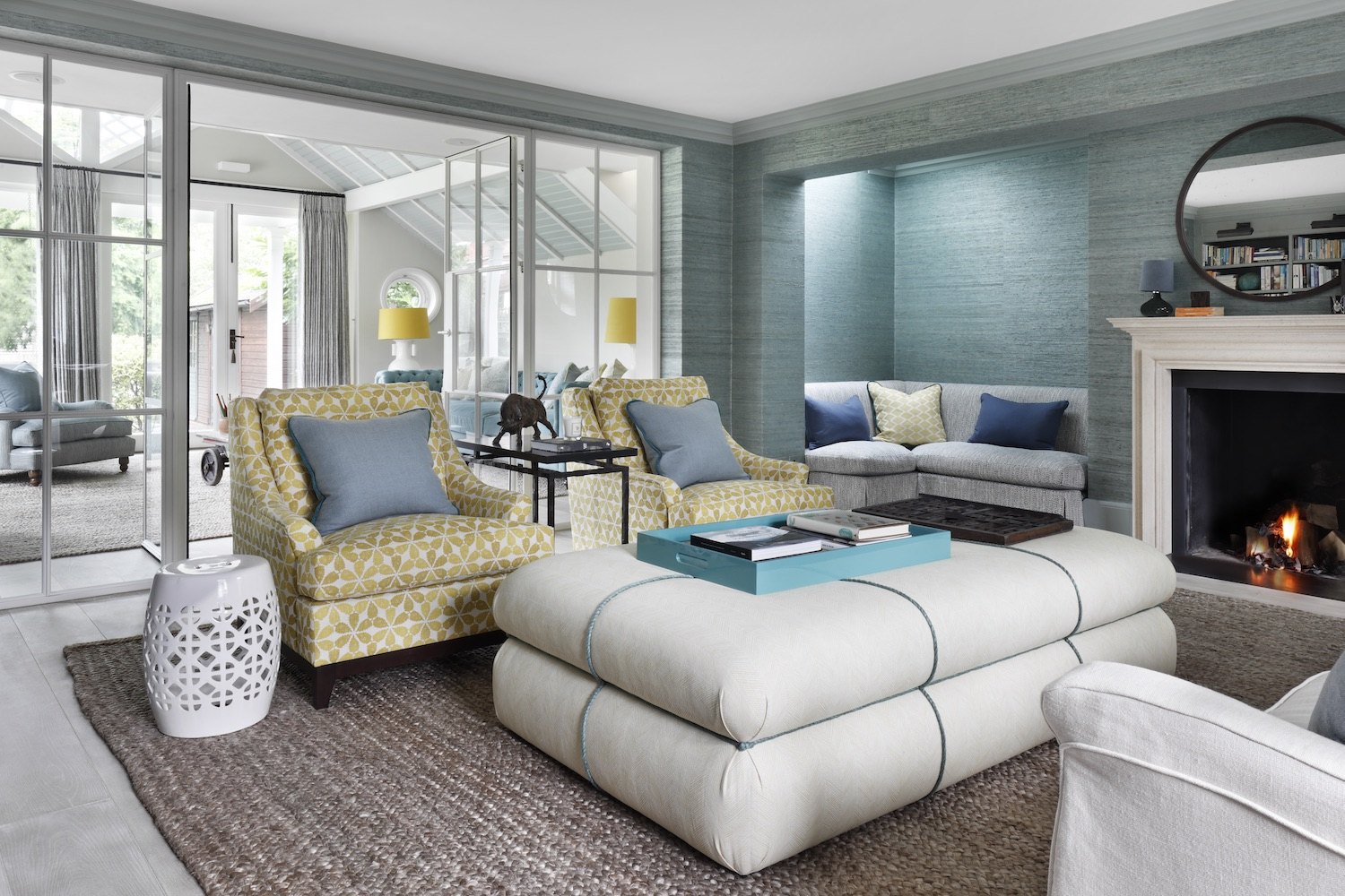 Want to know exactly how to hire and work with an interior designer? We've spoken to the experts and put together a handy guide below.